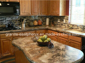 Granite barato Kitchen Countertop para Different Style